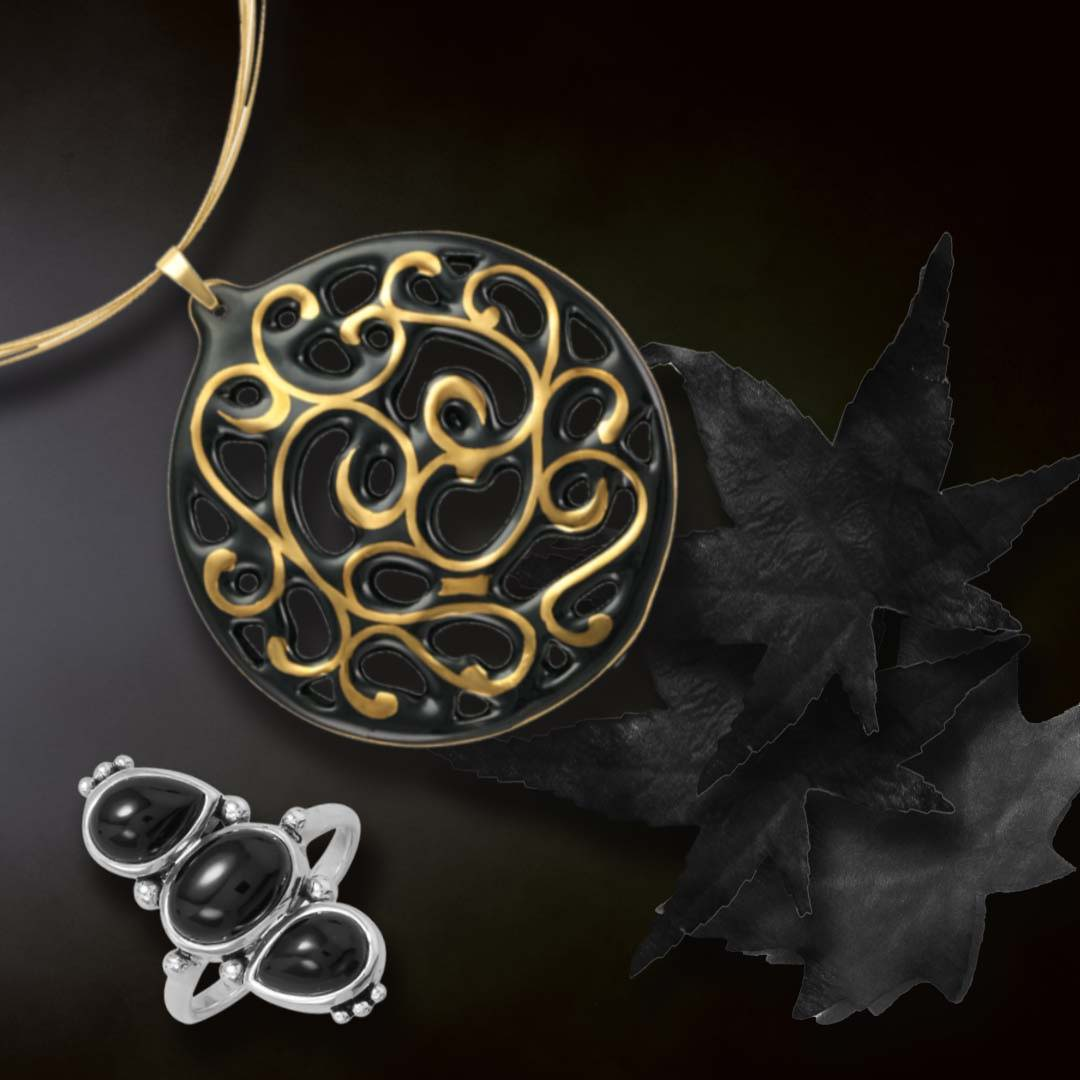 Halloween Silver Jewelry Collection at 3 Barn Swallows