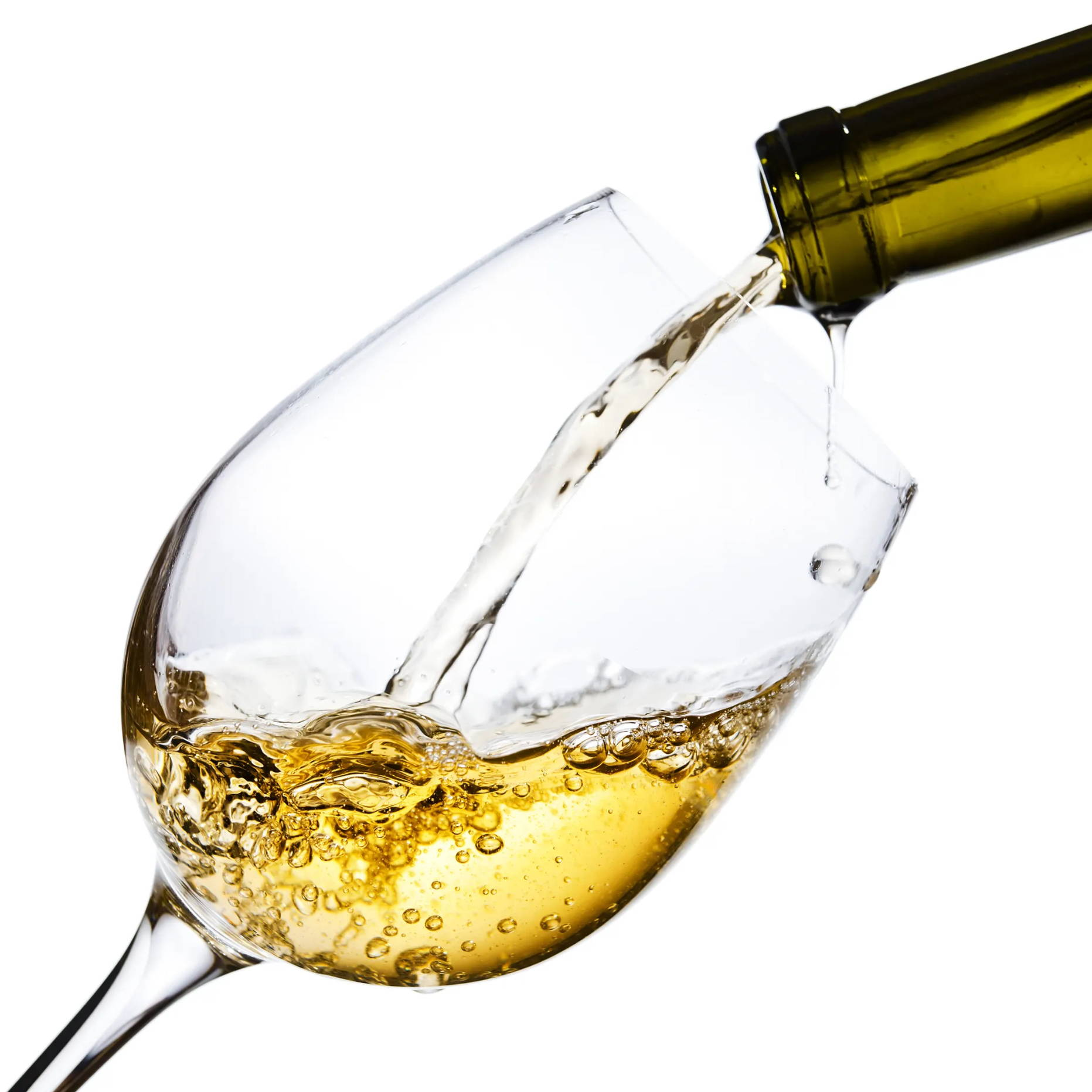 White Wine Sales and Distribution from Beviamo International in Houston, TX