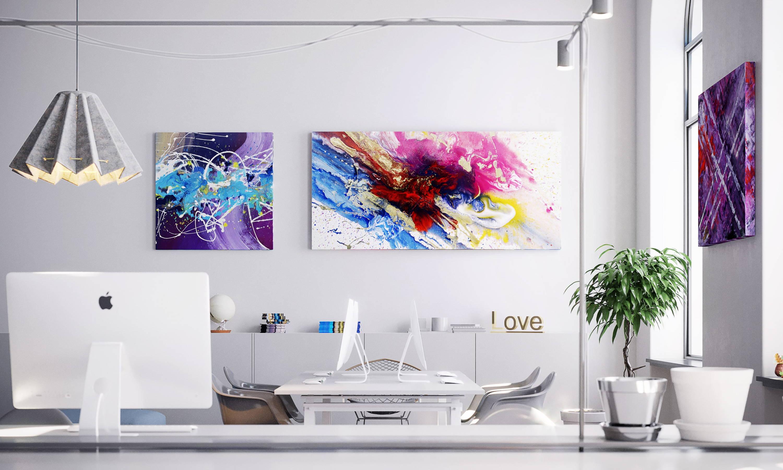Acoustic Art Canvasses