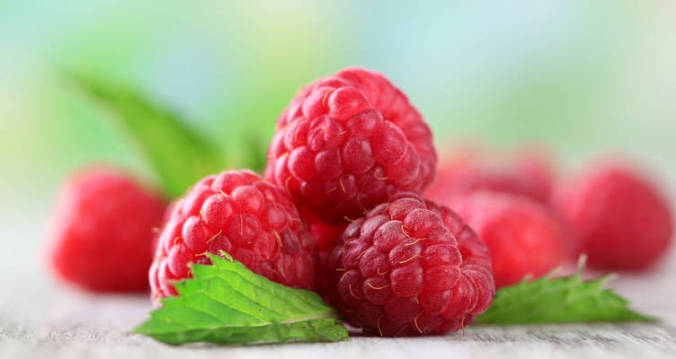 Raspberries From Your Own Garden