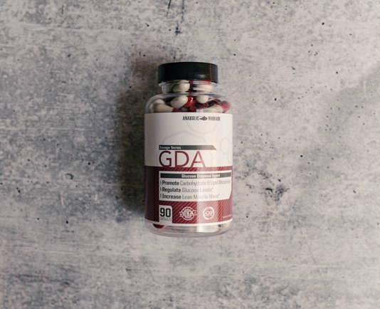 GDA Metabolism booster