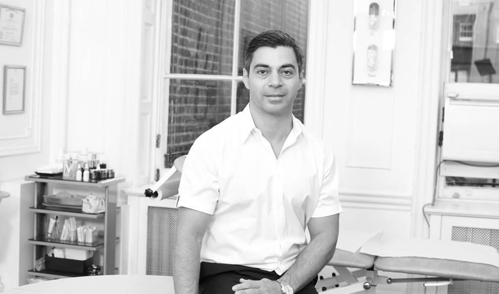 Dr. Yannis Alexandrides, 111SKIN founder.