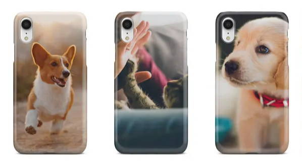 Your Pet on a Phone Case