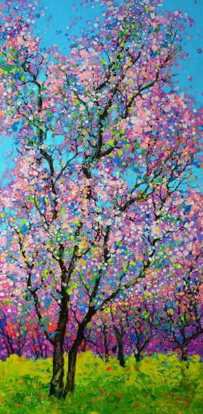 Roberto Ugade. Landscape Art. Floral Art. SAnta Fe Art Gallery. Sorrel Sky Gallery. Fine Art Paintings