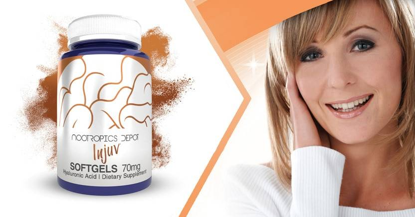 Injuv: A Hyaluronic Acid Supplement For Youthful Looking Skin