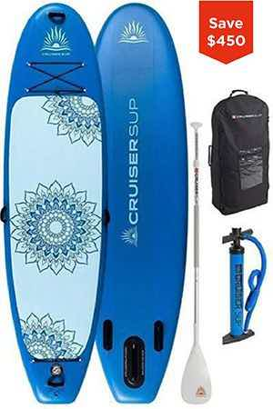Balance AIR Lite Stand Up Paddle Board