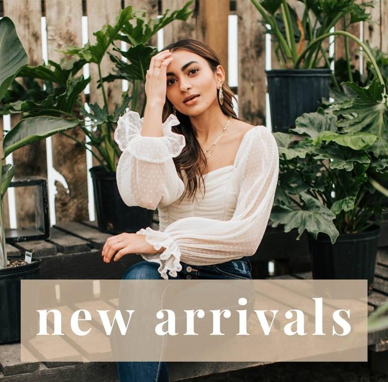 New Arrivals From Bella Ella Boutique.