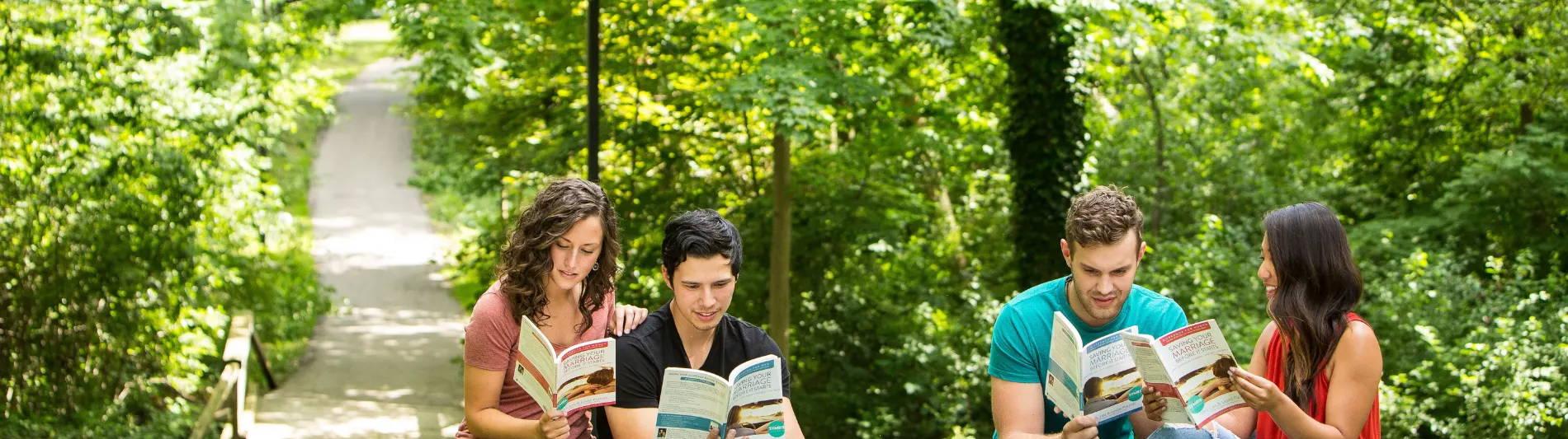 Summer Bible Studies