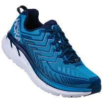Hoka One One Clifton 4 Wide Mens [ Diva Blue - True Blue ] M1016779-DBTBL