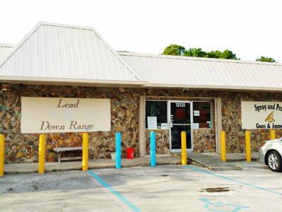 Spray and Pray storefront