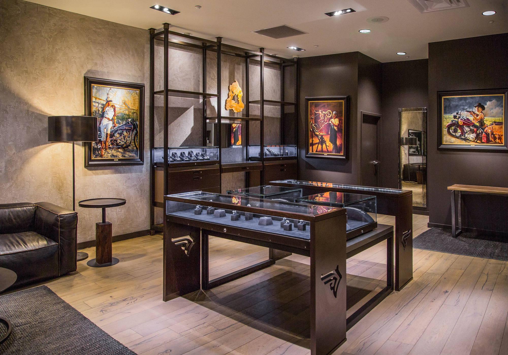 NightRider Jewelry Cherry Creek Shopping Center, Denver, Colorado - Interior