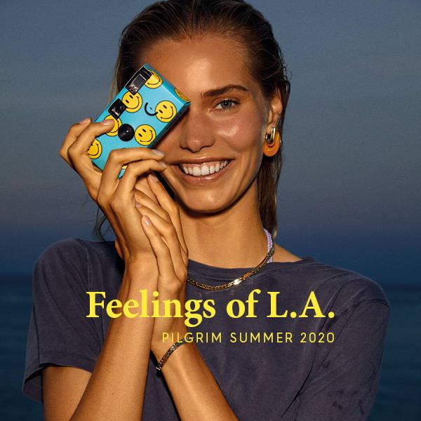 Udforsk L.A. viben