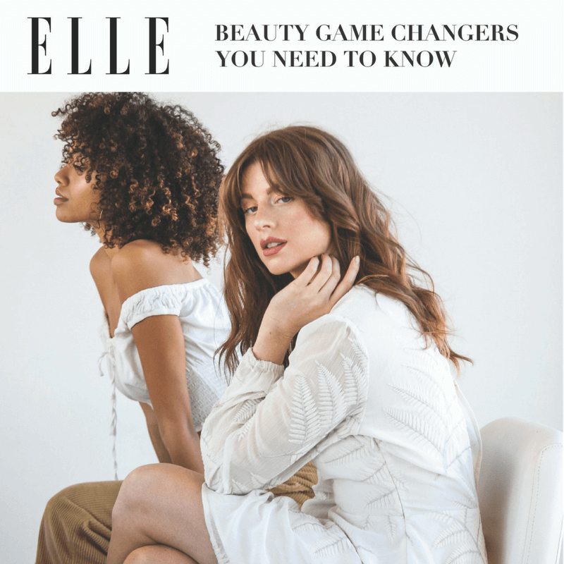 Elle: Beauty Game Changers You Need to Know
