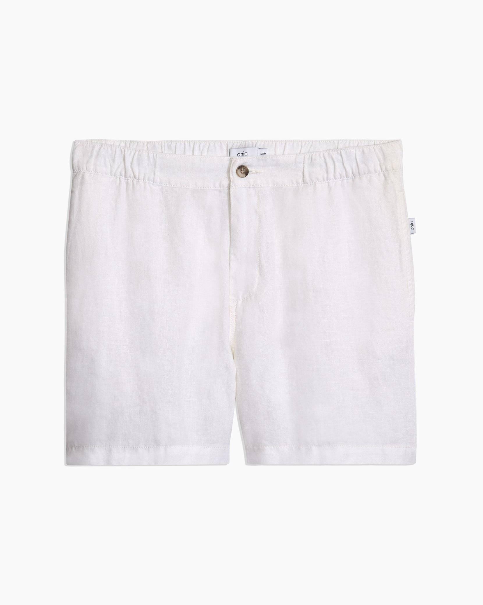 Moe Linen Shorts