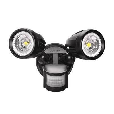 LOFTEK motion sensor security light