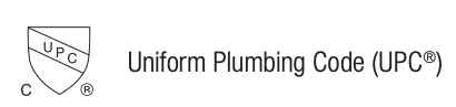 Shower drain plumbing code