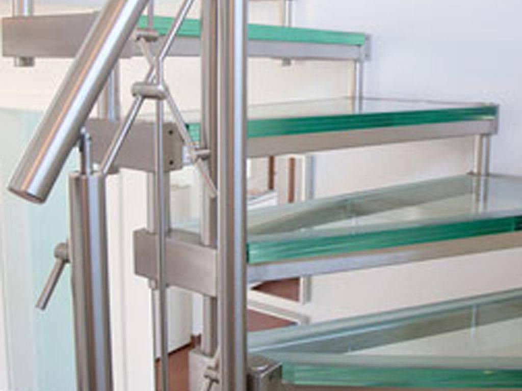 begehbare Treppe