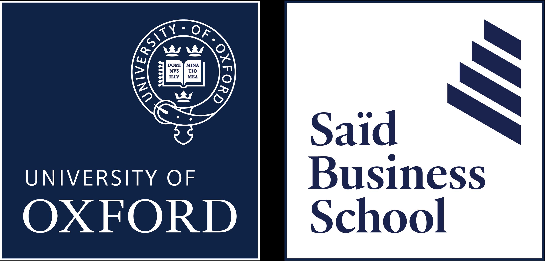 Saïd Business School, University of Oxford - Logo