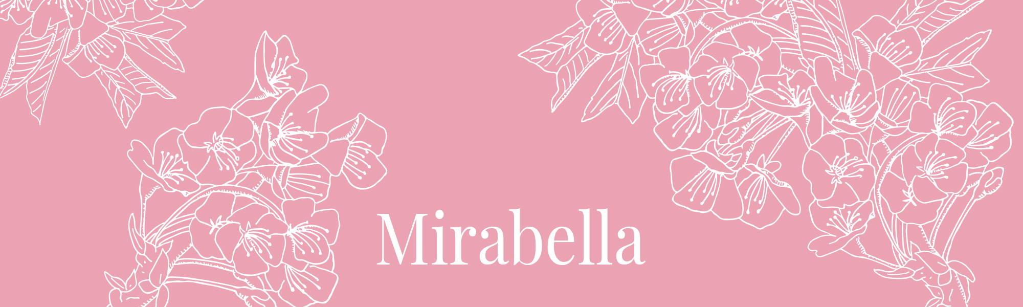 Image de la gamme Mirabella et de la collection Femme Dans un Jardin