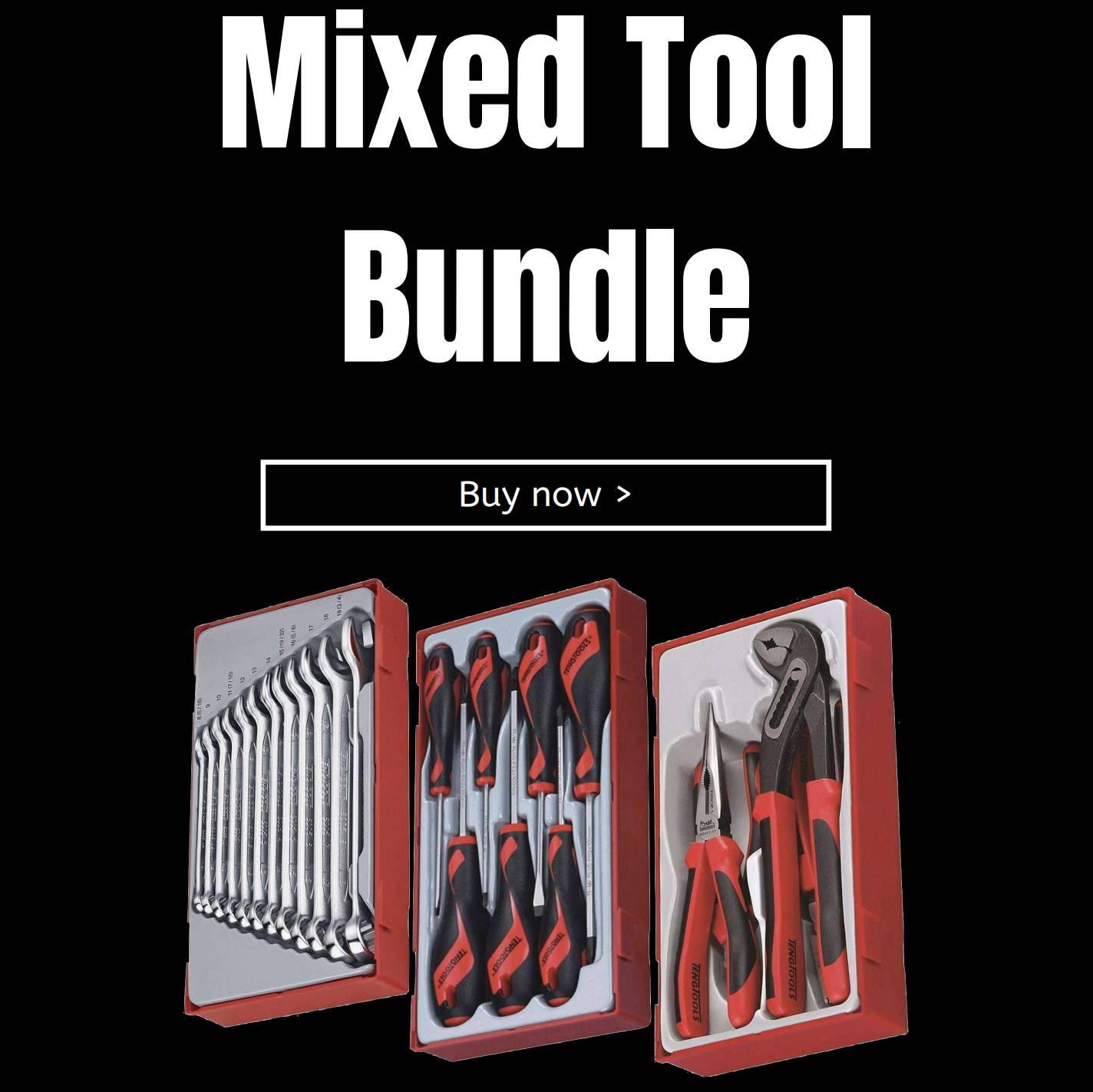 Mixed Tool Bundle