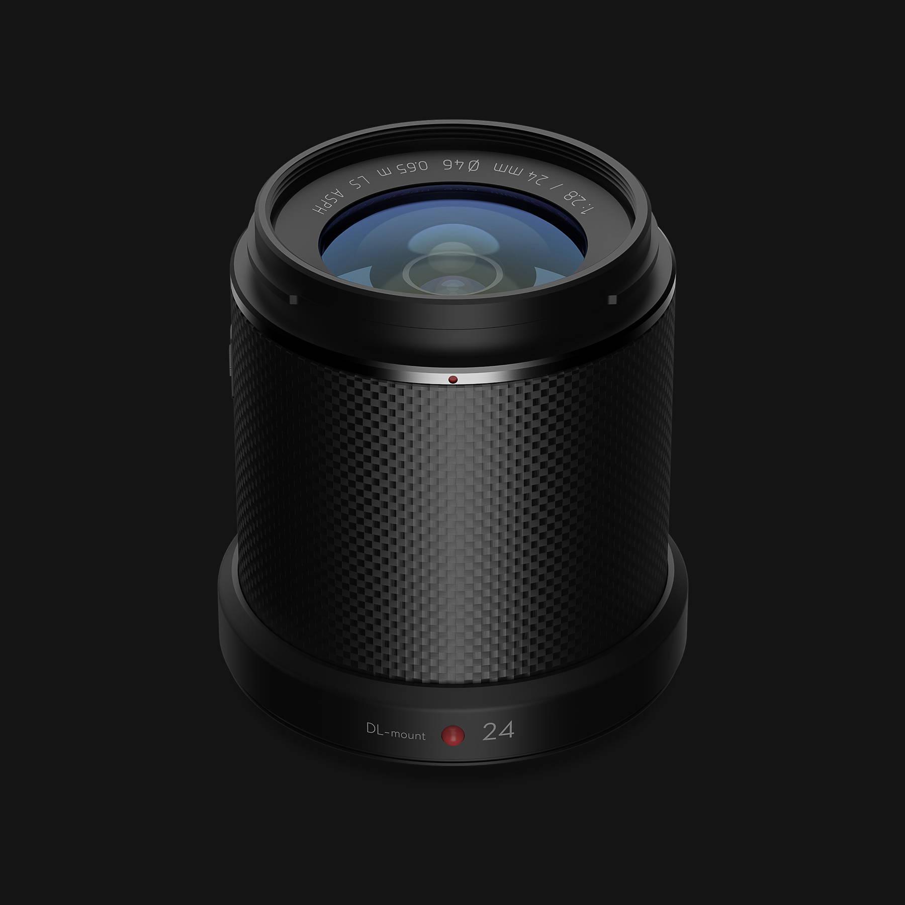 Zenmuse X7 Lens DL 24MM F2.8 LS ASPH