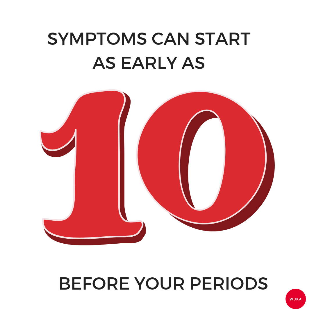 information about PMS