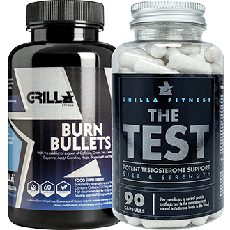 Burn Bullet & The Test Stack