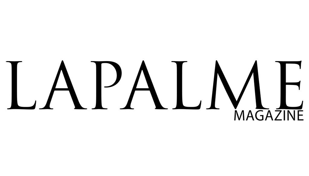 LaPalme Magazine logo