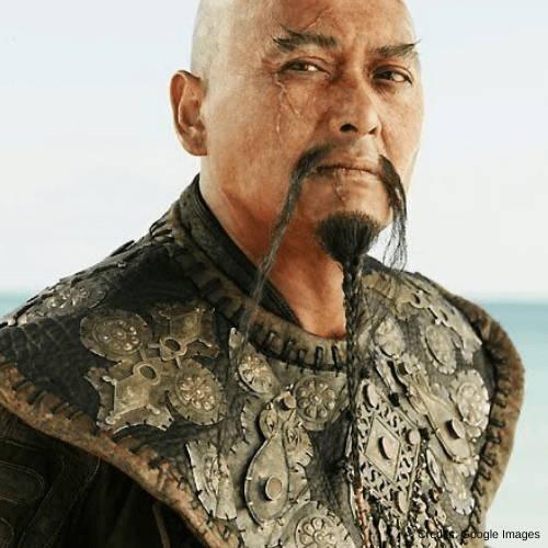 Fu Manchu Beard Style