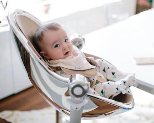 Bloom Baby Fresco Chrome High Chair