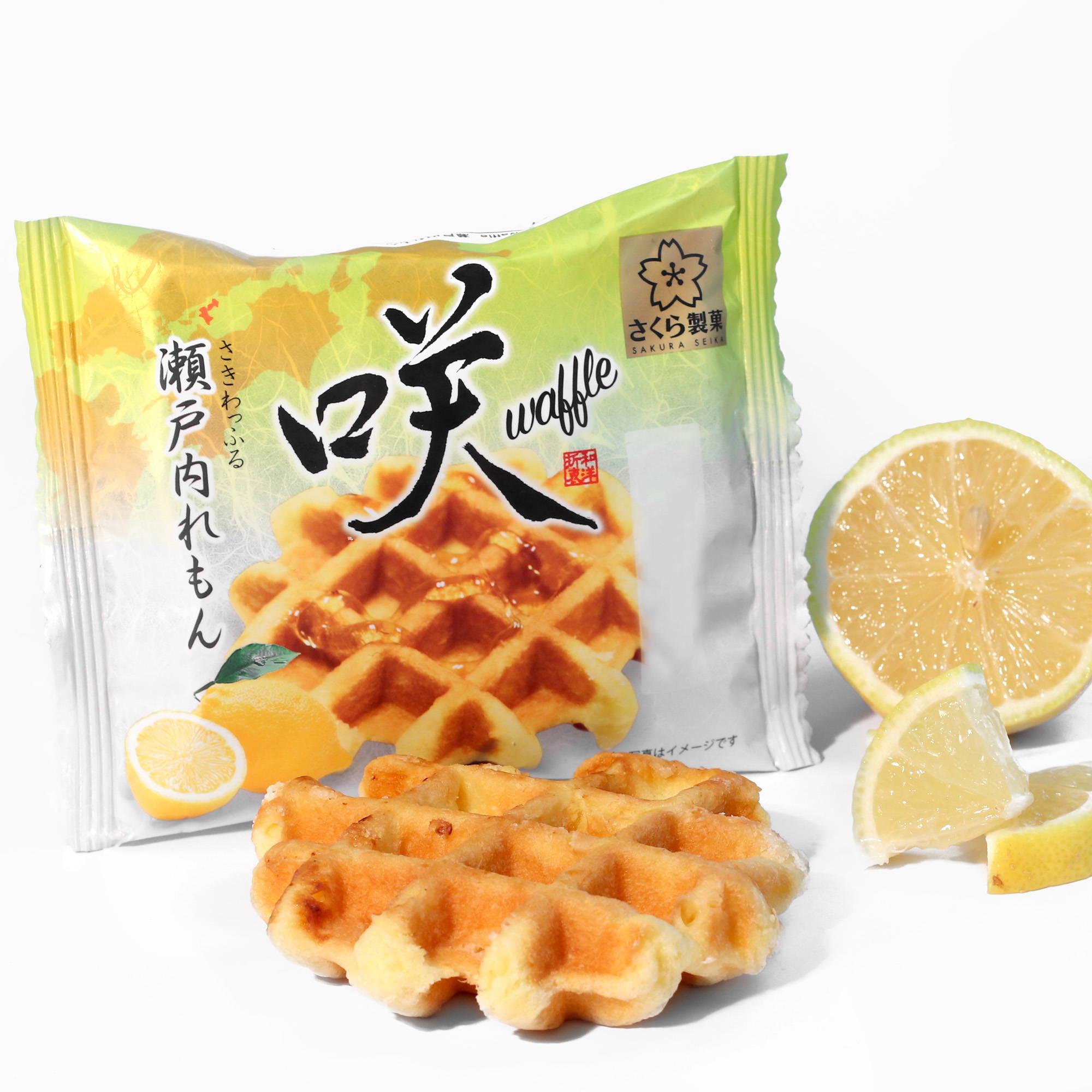 Saki Waffle Setouchi Lemon