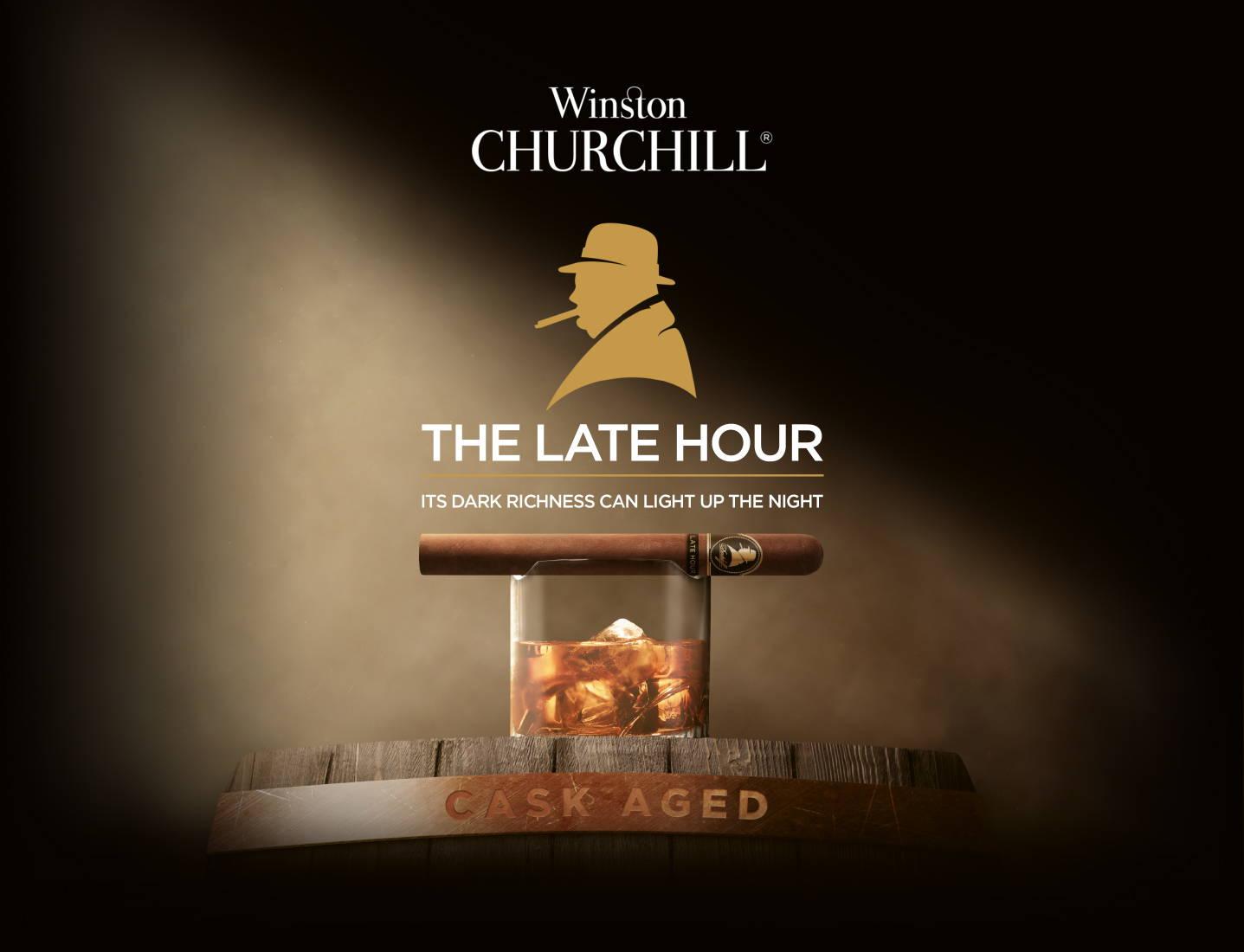 Davidoff Winston Churchill - The Late Hour