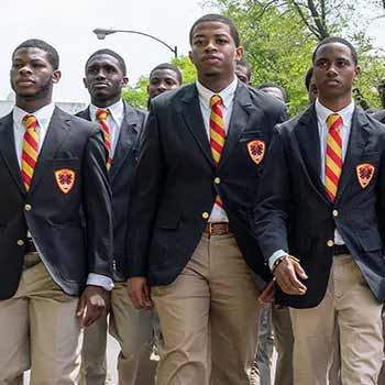 Urban Prep Academies Ties
