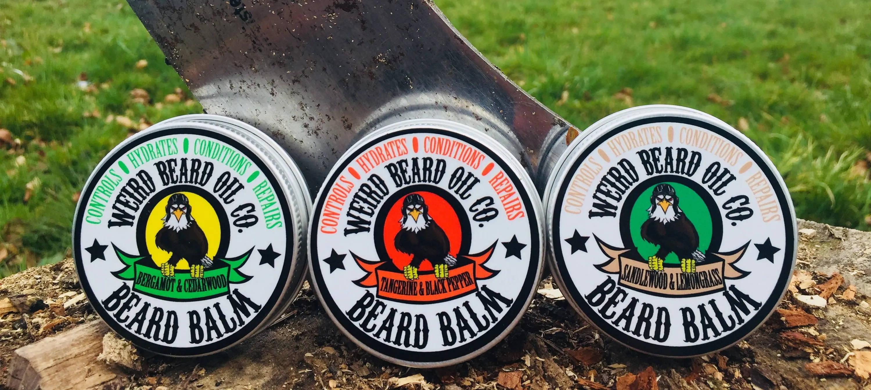 Weird Beard Oil