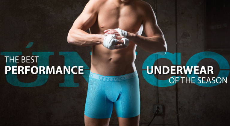 Unico The Best Performace Underwear Of The Season