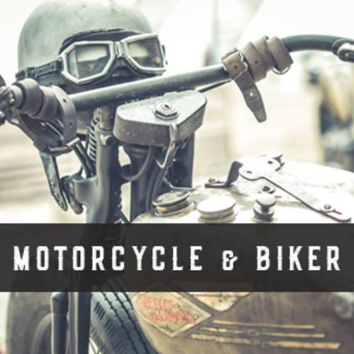 Motorcycle & Biker