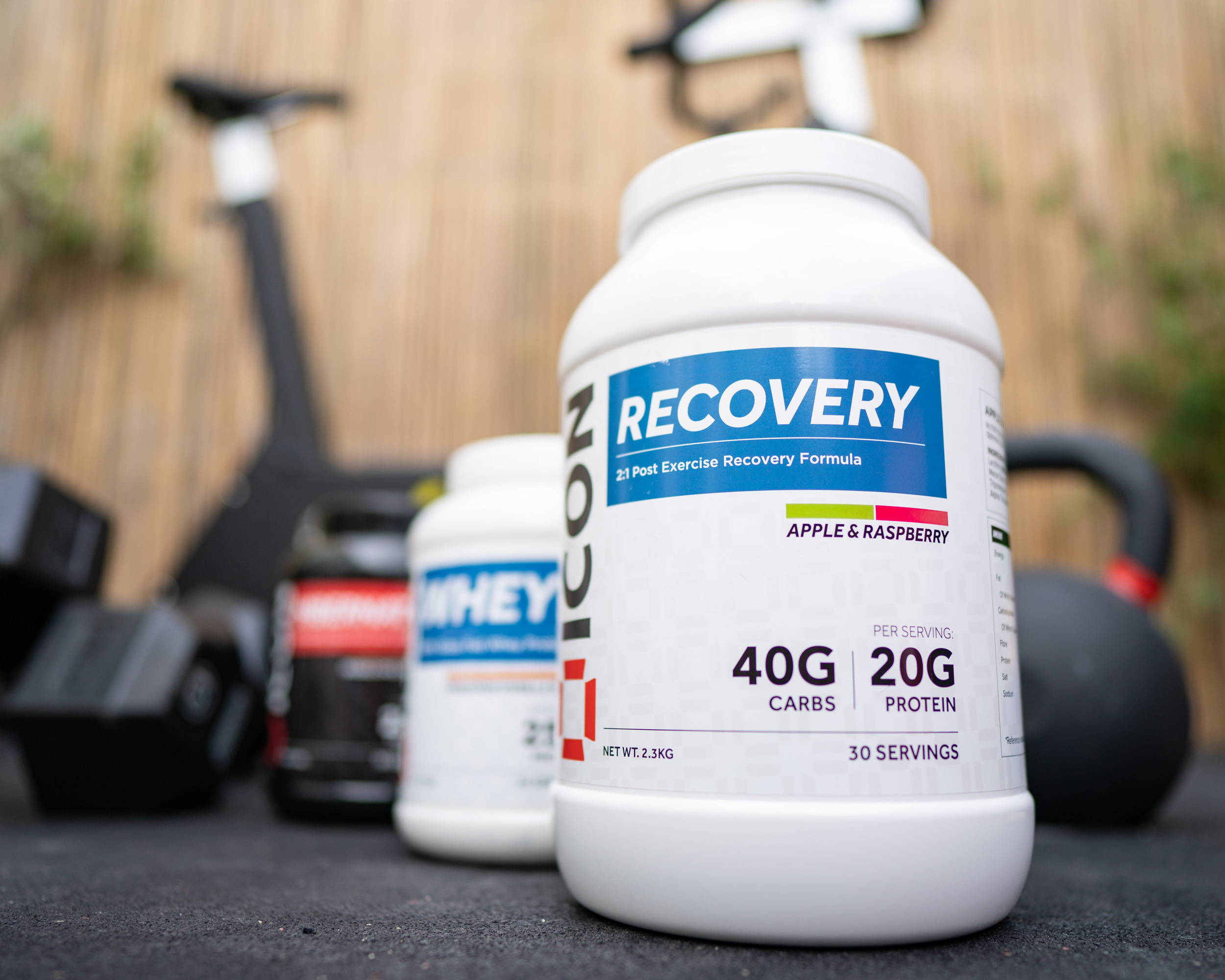CrossFit Protein Recovery