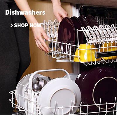 Dishwashers, LG Dishwashers, Samsung Dishwashers, Stainless Steel Dishwashers, Brand New Dishwashers