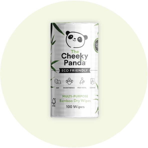 Bamboo Dry Wipes