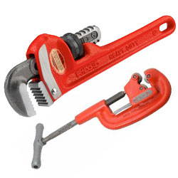 Ridgid Tools - Wrench tool