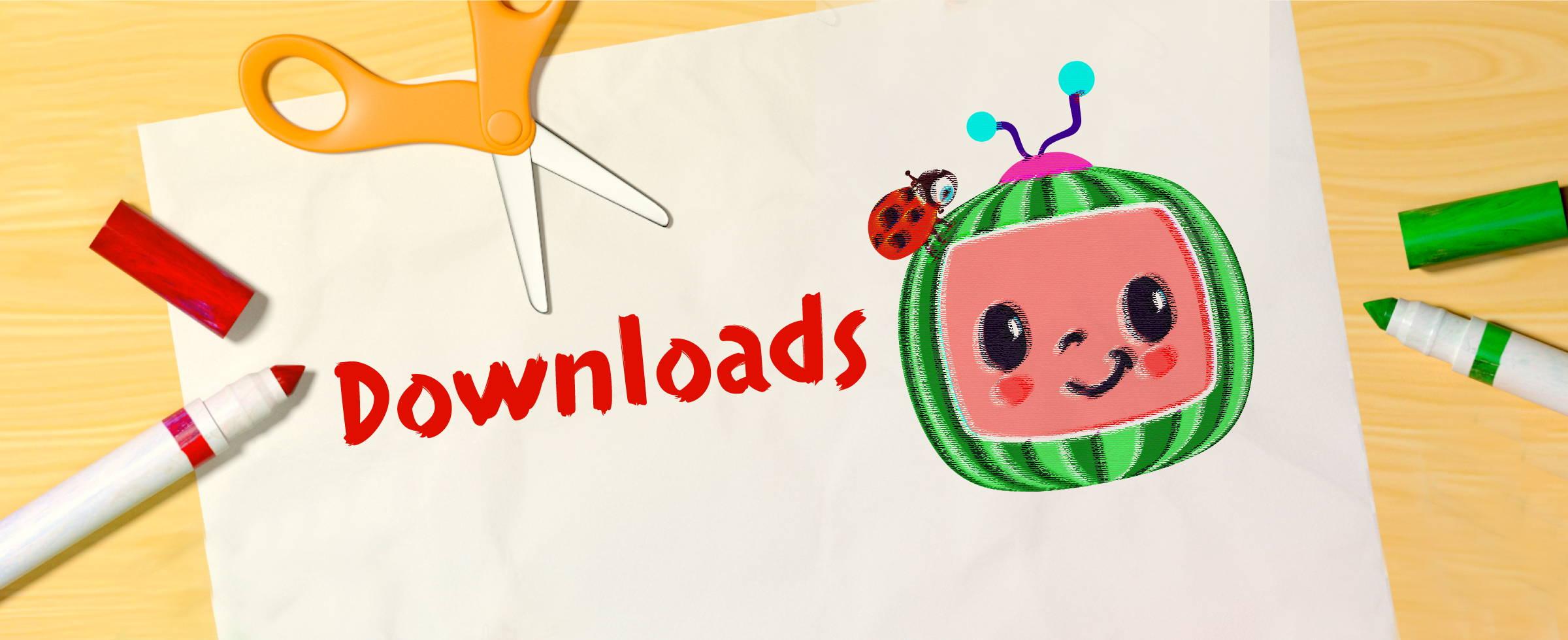 Cocomelon Downloads