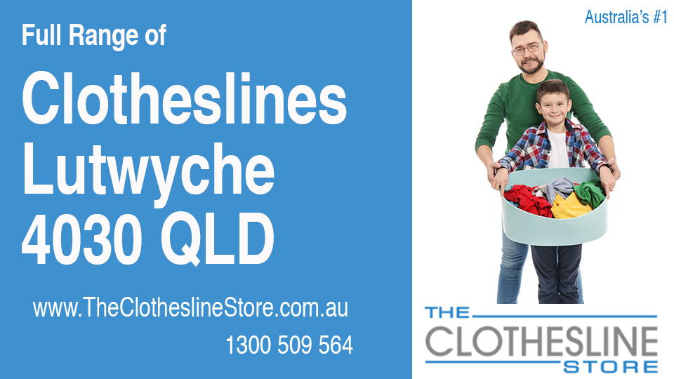 New Clotheslines in Lutwyche Queensland 4030