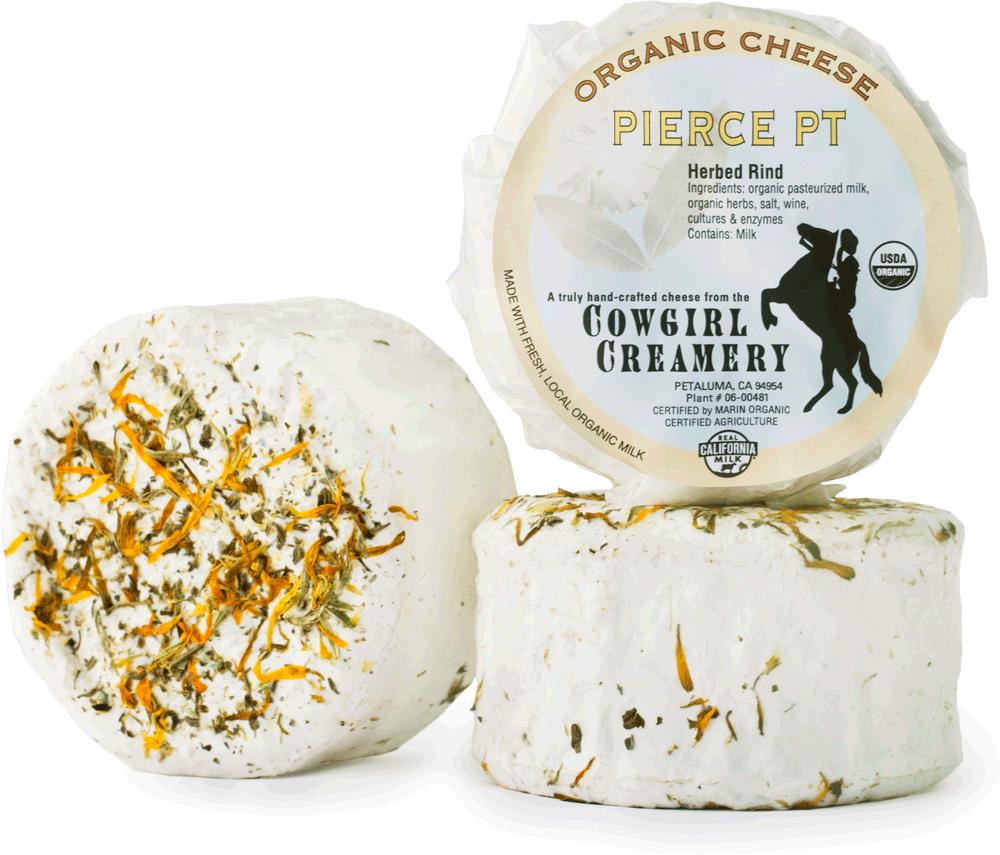 Cowgirl Creamery Pierce Point