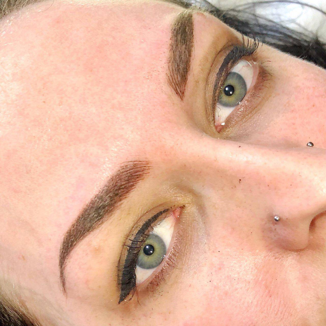The Best Eyebrow Tattooing Salons In Australia, Eyebrow Microblading, Eyebrow Feathering