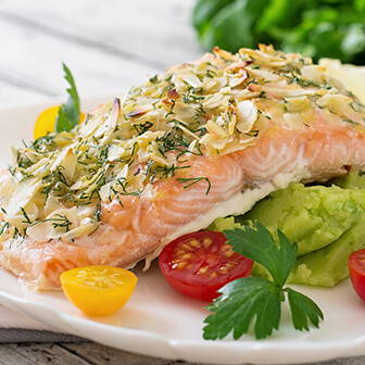 High Quality Organics Express Dill Salmon Recipe