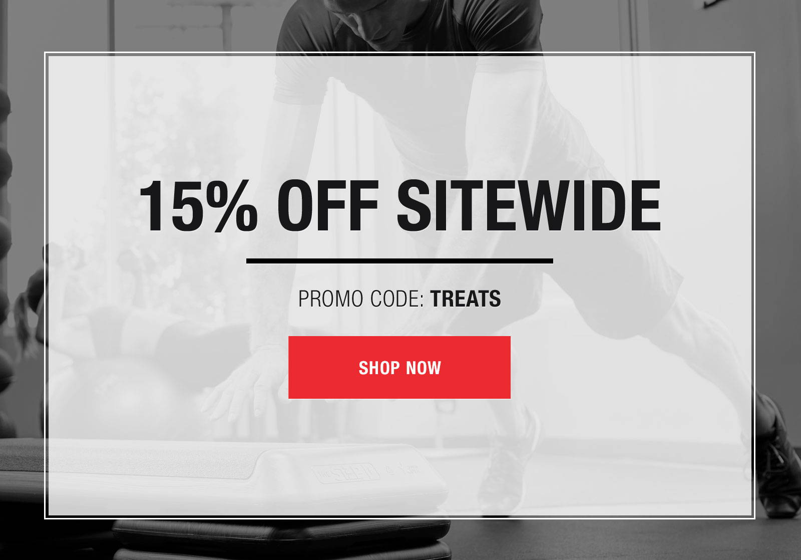 15% off sitewide with code TREATS