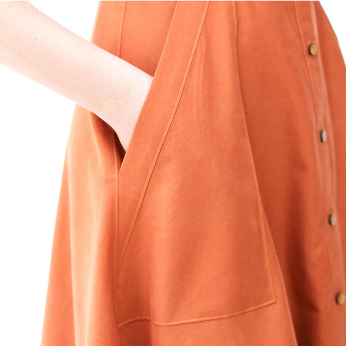 Matilda Skirt & Skirt Pockets