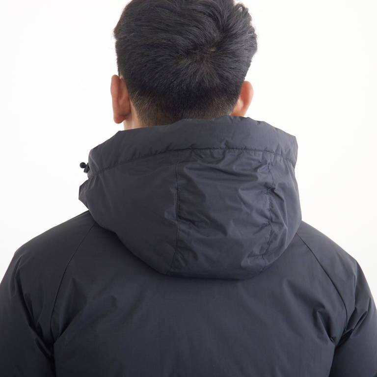 NANGA(ナンガ)/オーロラダウンジャケット/ブラック/MENS