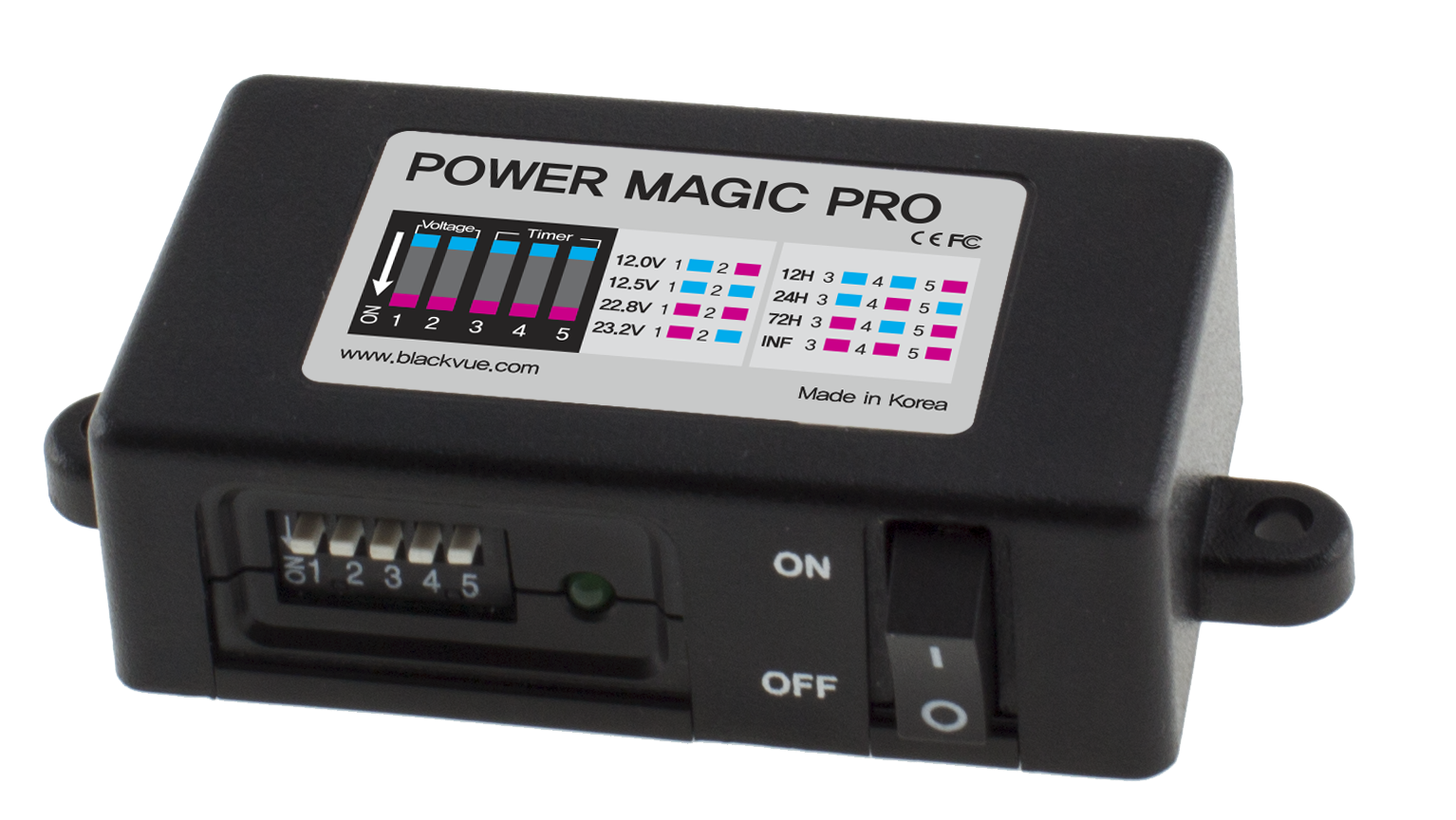 What is the BlackVue Power Magic Pro? — BlackboxMyCar