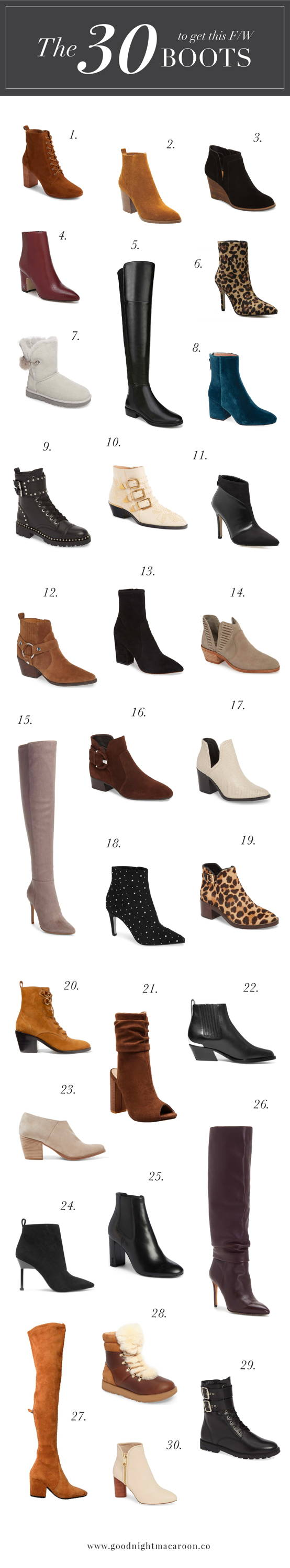 739a9a713ed Marc Fisher LTD Alva Bootie    3. Lucky Brand Yabba Wedge Bootie    4. Sam  Edelman Hilty Bootie    5. Sam Edelman Pam Over the Knee Boot    6.